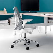 bureau herman miller fauteuil de bureau contemporain en tissu en polypropylène à