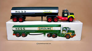 100 Hess Toy Truck Values 1968 Tanker Rays S