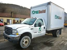 2003 Ford F450 Single Axle Box Truck For Sale By Arthur Trovei ...