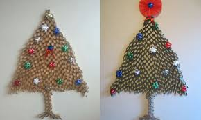 Christmas Tree Decorations Ideas Youtube by Diy How To Make Christmas Tree From Toilet Paper Roll Youtube