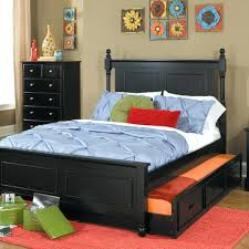 Sears Platform Beds by Bed Frame Corner Guard Captain Bed With Storage Diy All Captains