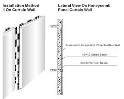 Tegular Ceiling Tile Dimensions by Interior Wall Aluminum Honeycomb Panel Aluminium Architectural