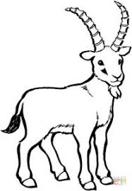 Billy Goats Gruff For Coloring Page
