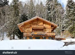 100 Log Cabins Switzerland Traditional Alpine Cabin Mountains Swiss Alps Stock Photo Edit Now