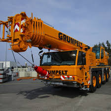 Truck-mounted Crane / Telescopic / Boom / All-terrain - ATF 70G-4 ...