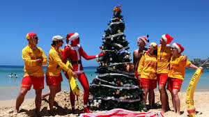 christmas around the world christmas australia australia and beach
