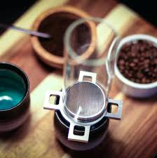 Pourover Coffee Bespoke Pour Over Grind Coarseness Stand Starbucks