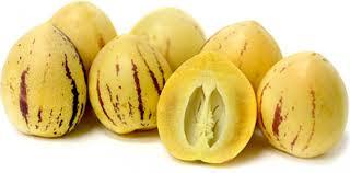 Types Of Pumpkins Grown In Uganda by Pepino Melon The Wonder Fruit Taking Kenya Fruit Market By Storm