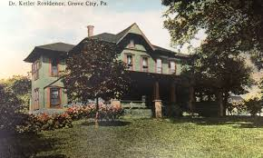 Preserving Grove City – Living the Grove