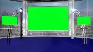 Virtual Studio Background H