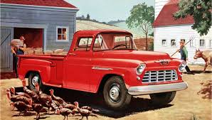 100 1955 Chevrolet Truck Moments In History Nobody Does Torque Quite Like The Drive