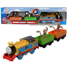 100 Trackmaster Troublesome Trucks Year 2018 Thomas And Friends Series Motorized Railway 3