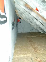 Insulating Cathedral Ceiling With Roxul by The Attic Renovation Insulation Thumb And Hammer