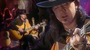 Hear The Sweet Sound Of Stevie Ray Vaughan Going Unplugged For Pride And