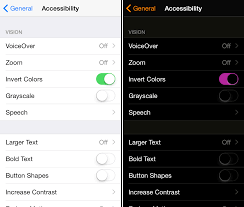 How To Invert Screen Colors on Your iPhone