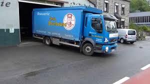 Volvo FL 240 Brewery Truck - Camion De Brasserie - YouTube