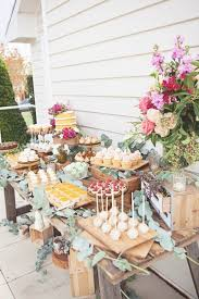 Shabby Chic Bridal Shower Ideas Picture References