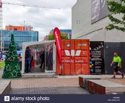 100 Shipping Containers Converted Containers Converted To Shops In Earthquake Affected Stock