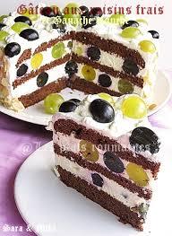dessert aux raisins frais recettes gourmandes simples ou recettes plus traditionnelles avec