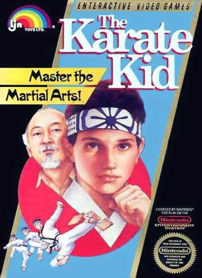 The Karate Kid [Entertainment System Game]