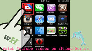 Play Videos on Apple iPhone Series fline from Mac