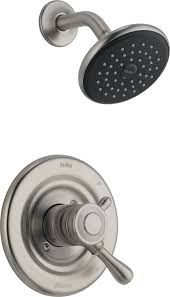 Delta Leland Bathroom Faucet Bronze by Delta T17278 Ss Leland Monitor 17 Series Shower Trim Stainless