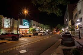 Downtown Casper Nighttime