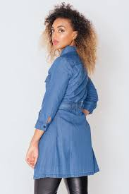 denim dress buy online