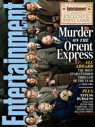 This Week s Cover Exclusive First Look at Murder on the Orient