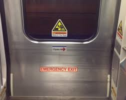 Which way do the Metro North doors open User Experience Stack