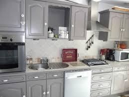 meuble cuisine en chene repeindre meuble cuisine chene newsindo co