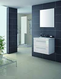 sam 2tlg badezimmer set white 60 cm mirror cabinet drawer
