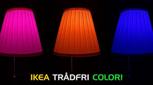 it s here ikea tradfri color changing smart bulb review