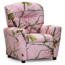 Wayfair Childrens Rocking Chair by Amazon Com Kidz World Real Tree Camouflage Kids Recliner Home