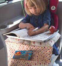 Childrens Lap Desk Canada by Road Trip Activities For Kids Lap Tray Coloring Books And Trays