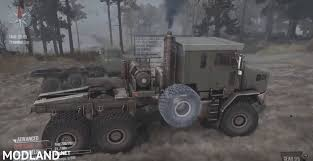 Oshkosh M1070 HET Truck - Spintires: MudRunner Okosh Cporation 1996 S2146 Ready Mix Truck Item Db8618 Sold Oct Still Working Plow Truck 1982 Youtube Family Of Medium Tactical Vehicles Wikipedia Trucking Trucks Pinterest And Classic Support Cporations Headquarters Project Greater 1917 The Dawn The Legacy Stinger Q4 Airport Fire Arff Products