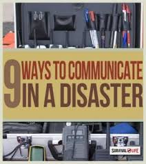 Disaster Communication For Preppers Survival