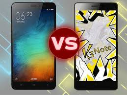 Xiaomi Redmi Note 3 vs Lenovo K3 Note Which is the best bud
