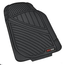 Motor Trend Max-duty Van Truck Floor Mats Black Odorless All Weather ...