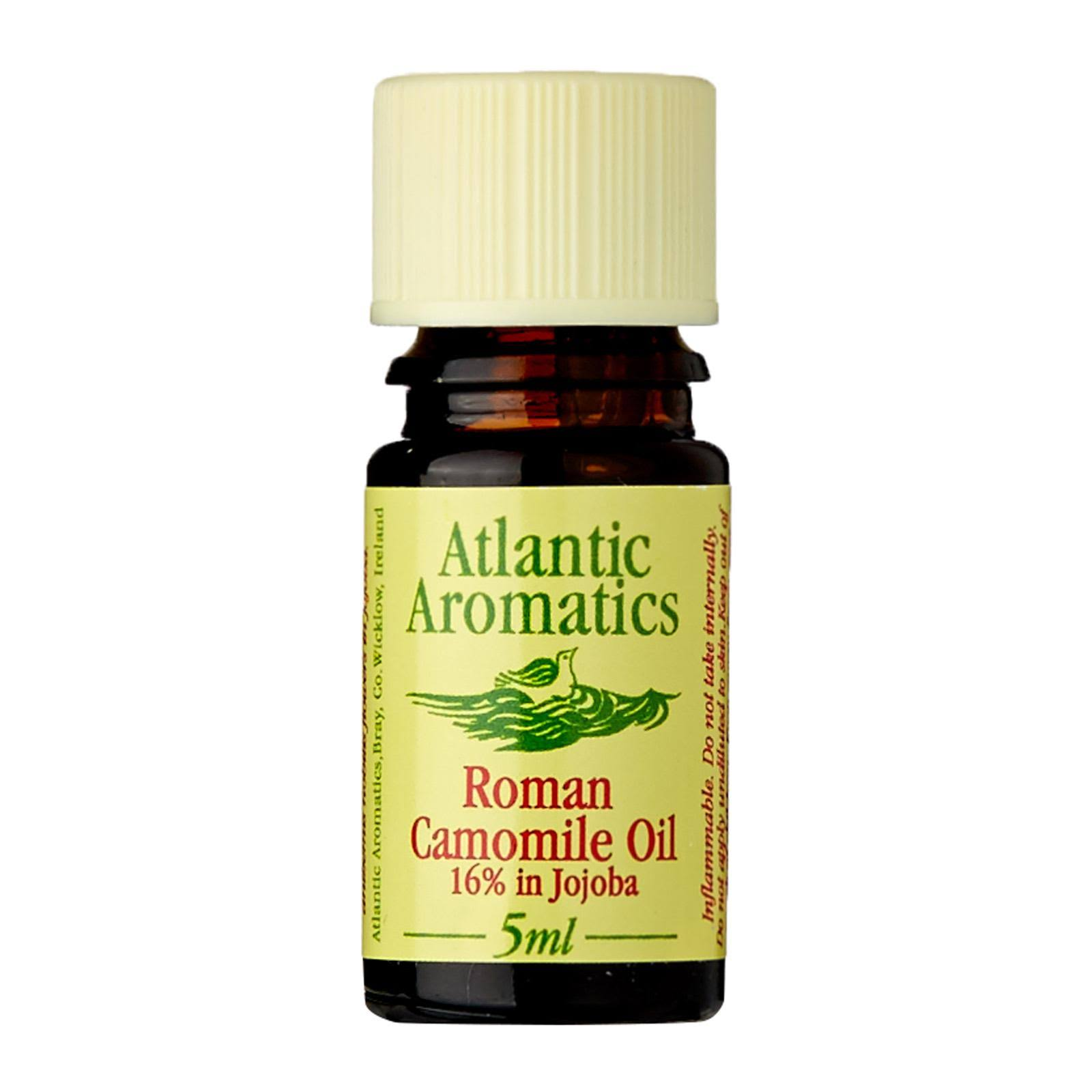 Atlantic Aromatics Roman Camomile Oil
