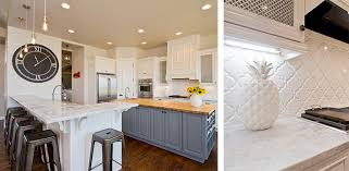 Get The Look Modern Meets Rustic Chic Kitchen Inspiration