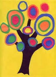 KANDINSKY TREES I Love Art History And Enjoy Introducing Kids To Abstract By Showing
