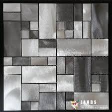 lsald01 metal mosaic tiles 3d wall tiles mosaic painting kitchen