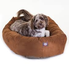 Majestic Pet 52 Faux Suede Extra Large Dog Bed