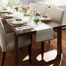Ikea Dining Room Table by Bjursta Extendable Table Brown 115 166 Cm Ikea Skogsta Dining