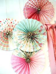 Birthday Decoration With Chart Paper Best Fan Ideas On Fans Wedding Wall Decor Decorations