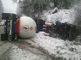 FMCSA Rescinds Exemption Allowing Propane Truckers To Drive Longer Overturned Propane Delivery Truck Towed From Accident Scene See Propane Truck Closes Road For Hours First State Update Overturns Into Ditch Off Manor Township Road Local In Rollover East Of Ellsworth River Falls Journal Car Burns Next To Tank After Crashing Freeway One Injured Tanker On Hwy 61 Monday I40 Oklahoma Blocked Leads Fire Crash Blocks County Fire Finally Out Fmcsa Rescinds Exemption Allowing Truckers Drive Longer Viral Video Explodes Highway Insane Fireball Driver News Wincheerstarcom