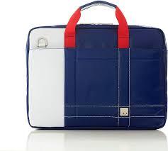 Knomo Bags Brixton Lincoln Union Jack XSlim Brief Tasche Für