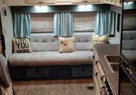 I Rv Makeovers The Hottest Trend In Rving Really Want An All White Interior For