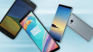 The best Android phones of 2018 Which should you